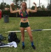 Nati Sheppard sets new PR at 13′